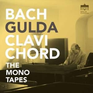 JS Bach: Gulda Clavichord Product Image