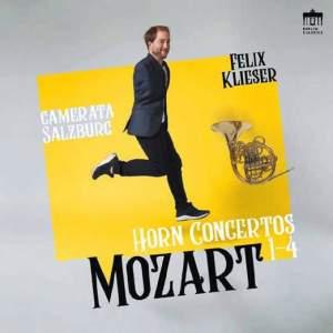 Mozart: Horn Concertos - Vinyl Edition Product Image