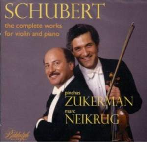 Zukerman & Neikrug play Schubert