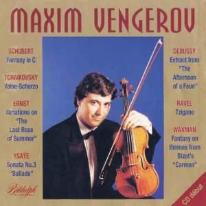 Maxim Vengerov & Irina Vinogradova