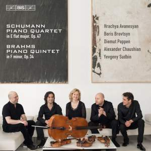 Brahms & Schumann – Chamber Music with Piano