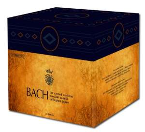JS Bach: The Complete Sacred Cantatas