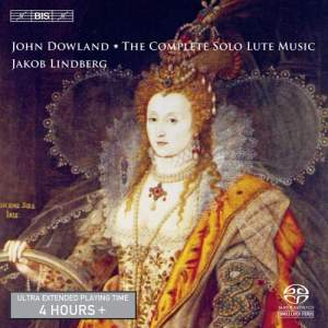 Dowland: Complete Solo Lute Music