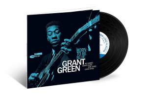 Grant Green - Born To Be Blue - Vinyl Edition Product Image