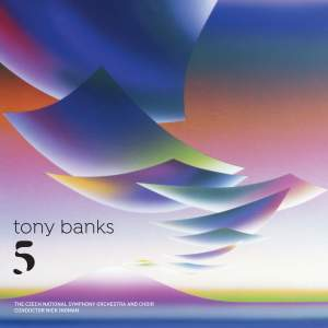 Tony Banks: Five - Vinyl Edition
