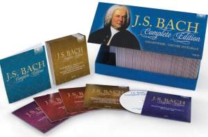 JS Bach: Complete Edition