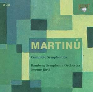 Martinu - Complete Symphonies