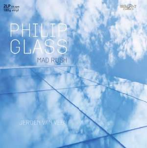 Glass: Mad Rush - Vinyl Edition Product Image