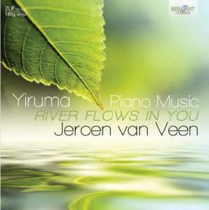 Yiruma: Piano Music 'River Flows in You' - Vinyl Edition