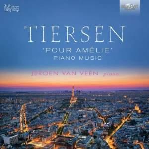 Tiersen: 'Pour Amélie' Piano Music - Vinyl Edition