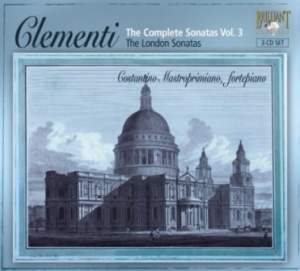 Clementi - The Complete Sonatas Volume 3