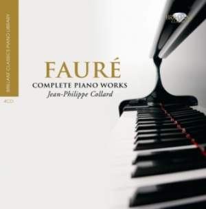 Fauré - Piano Works