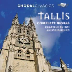 Tallis: The Complete Works