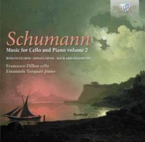 Schumann: Music for Cello and Piano Volume 2