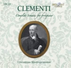 Clementi: Sonatas for Fortepiano (complete)