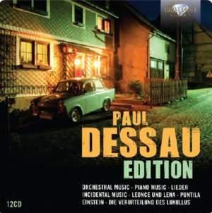 Paul Dessau Edition