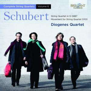 Schubert: String Quartets Vol. 6