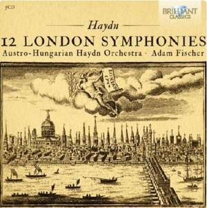 Haydn: Symphonies Nos. 93 - 104 (the London Symphonies) Product Image