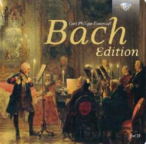 CPE Bach Edition