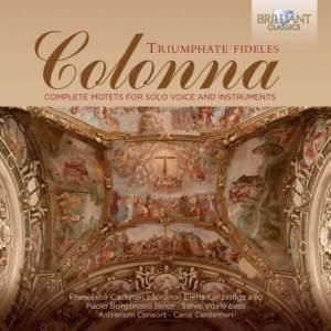 Giovanni Colonna: Triumphate Fideles