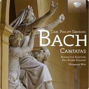 CPE Bach: Cantatas