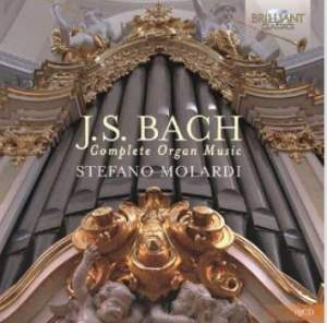 Bach, J S: Organ Works (complete)