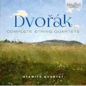 Dvořák: Complete String Quartets