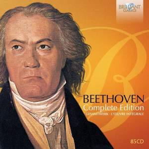 Beethoven: Complete Edition Product Image