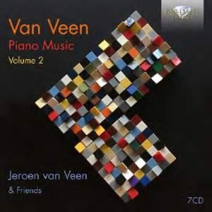 Van Veen: Piano Music Volume 2