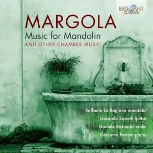 Margola: Music for Mandolin Product Image