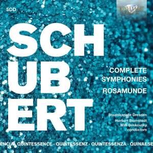 Schubert: Complete Symphonies & Rosamunde