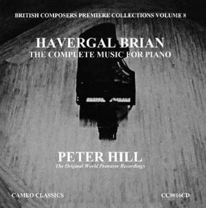 British Composers Premiere Collections Vol. 8 Product Image