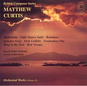 Matthew Curtis: Orchestral Works Vol. 2