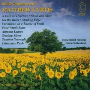 Matthew Curtis: Orchestral Works Vol. 4