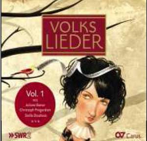 German Folk Songs Vol. 1