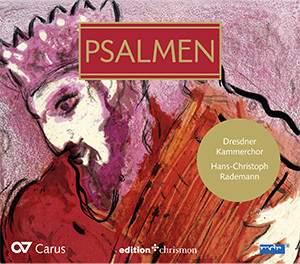 Psalms - settings by Heinrich Schütz