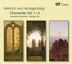 Herzogenberg: Choral Works Vol. 1-3