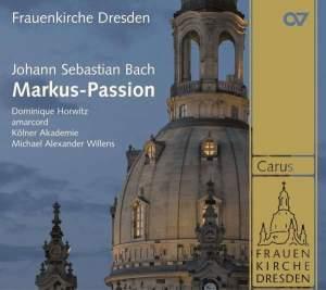 Bach, J S: St Mark Passion, BWV247