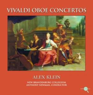 Vivaldi: Oboe Concertos Product Image