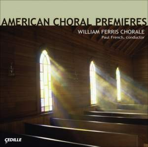 American Choral Premieres Product Image