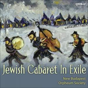 Jewish Cabaret In Exile Product Image