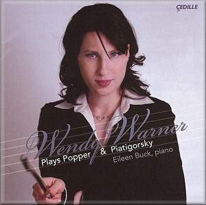 Wendy Warner Plays Popper & Piatigorsky