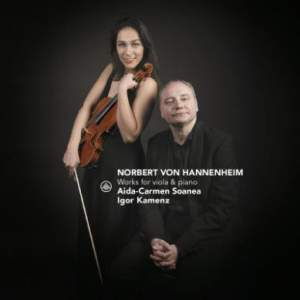Hannenheim: Works for Viola & Piano