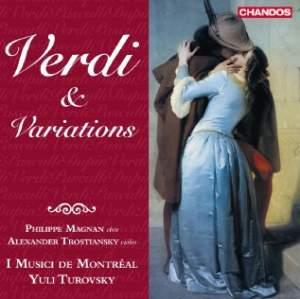 Verdi & Variations - Vinyl Edition