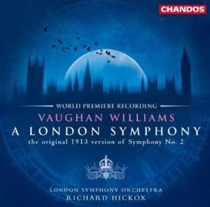Vaughan Williams: A London Symphony - Vinyl Edition