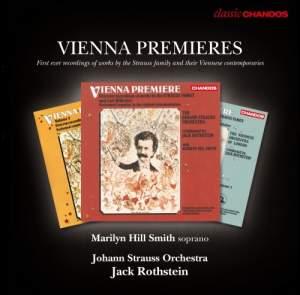 Vienna Premieres, Vols 1-3 Product Image