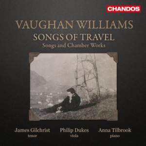 Vaughan Williams: Songs of Travel Product Image