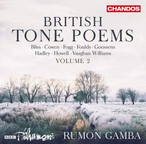 British Tone Poems Volume 2