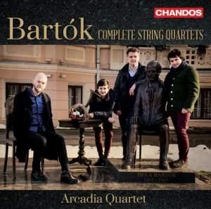 Bartók: String Quartets Nos. 1-6 (complete) Product Image