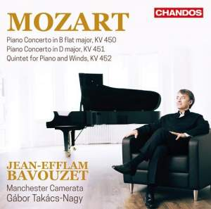 Mozart: Piano Concertos, Vol. 3 Product Image